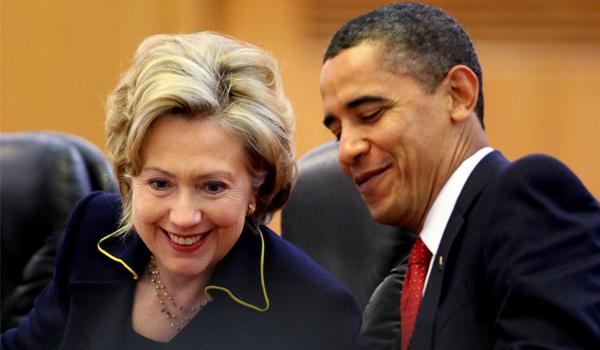 «Je suis avec elle» : Barack Obama soutient Hillary Clinton pour la présidentielle