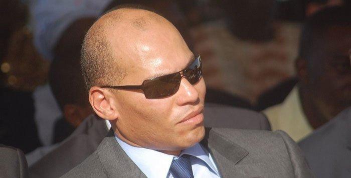 Karim WADE à ses souteneurs : «bou léen sori ! » (Ne vous éloignez pas)