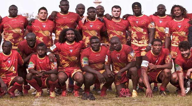 Coupe d'Afrique de rugby: Le Sénégal champion de la poule A