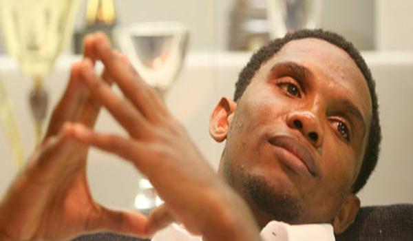 Meilleur joueur africain : Eto'o tacle sévèrement El Hadji DIOUF