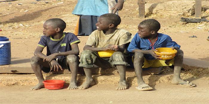 MENDICITE : Plus de 150 mille enfants-mendiants recensés au Sénégal