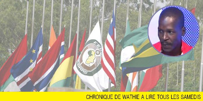 CHRONIQUE DE WATHIE : Bye Bye Macky