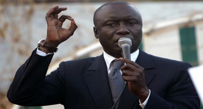 Idrissa SECK: «Macky reste dans son palais à faire un PSE que personne ne voit…»