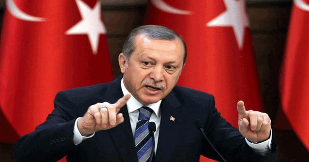 Erdogan et les journalistes français, un face-à-face épique (vidéo)