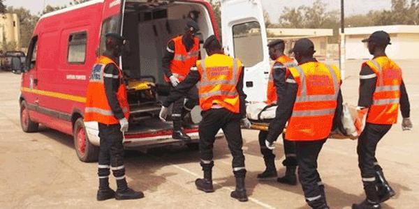 Accident à Colobane: Un car rapide dérape et fait un mort et plusieurs blessés