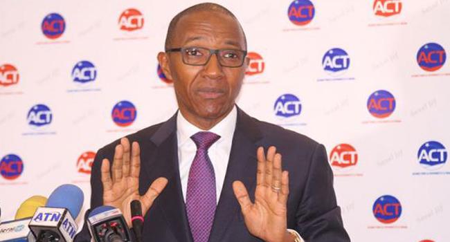 ARRET DE LA TRAQUE : Abdoul MBAYE et l'ACT dénoncent un «énième renoncement»