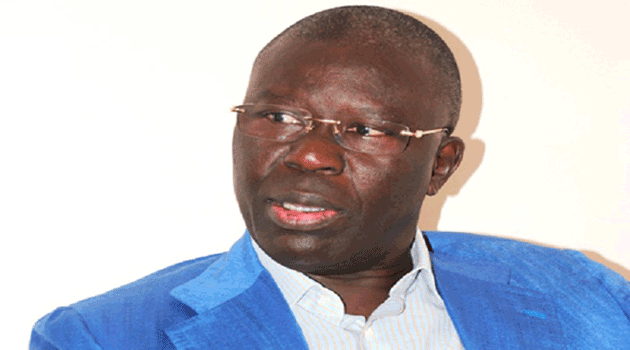 Babacar GAYE sur la nomination de Tanor : «C'est le prix qu'il faut payer pour que le PS continue … »