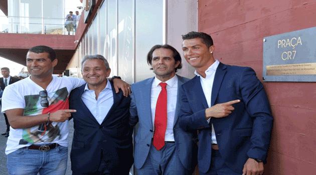 Un aéroport et un hôtel au nom de Cristiano Ronaldo
