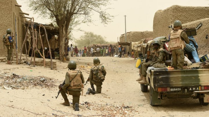 Mali: Cinq soldats tués par une mine