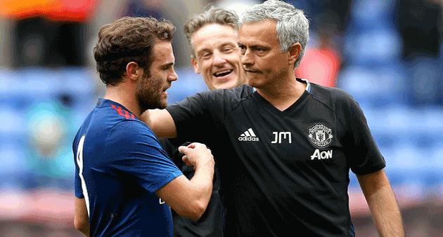 José Mourinho confirme la tendance pour Juan Mata…