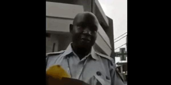 Corruption : le policier identifié et arrêté