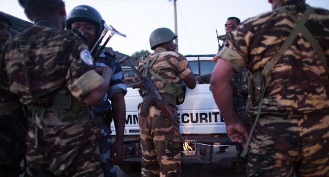 La Grande mosquée de Dakar sous haute sécurité, les fidèles obligés de passer par des portiques de sécurité
