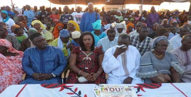 SEN de l'APR : passe d'armes au Palais, Aminata TOURE vs Mbaye NDIAYE, CISSE LO vs Aminata TALL