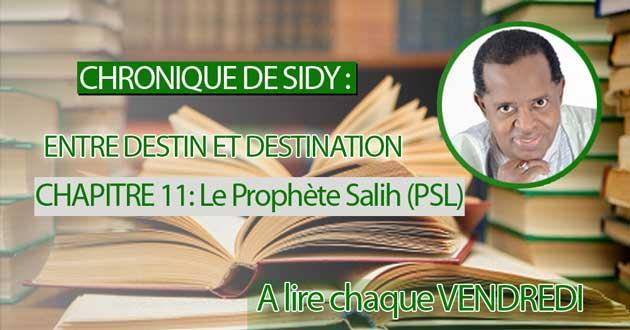 CHAPITRE 11: Le Prophète Salih (PSL)