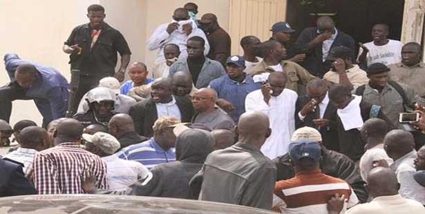 Kaffrine : Affrontements à la réunion de Benno, des coups de feu tirés