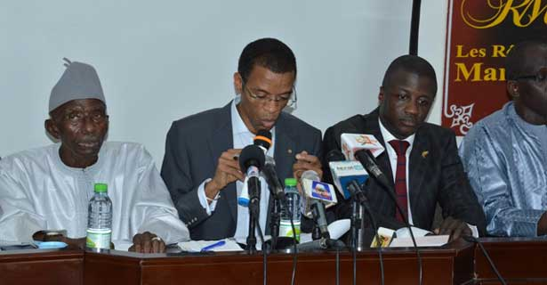 Les cadres de Benno accusent l'opposition de vouloir déstabiliser le pays