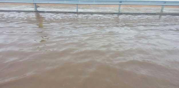 Pluies sur Dakar : L'échangeur de l'émergence encore immergé