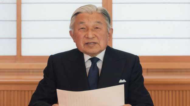 L'empereur du Japon craint de ne plus pouvoir remplir son rôle
