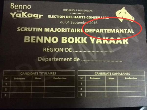 Résultats provisoires des élections du HCCT : Benno rafle 68 sièges sur les 80