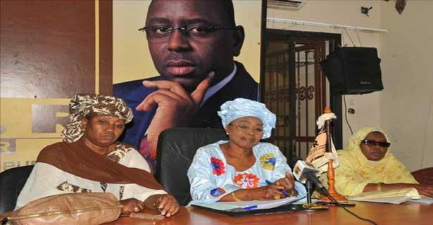 Ndèye Saly DIOP DIENG qualifiée de ministre des Femmes de l'APR