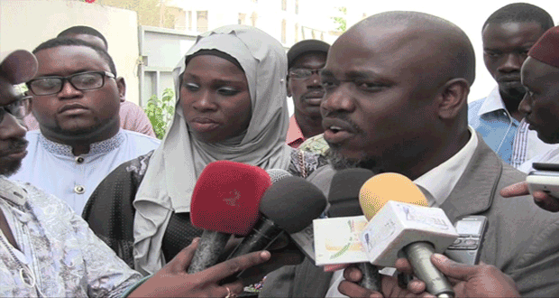 Eviction de Nafi NGOM KEITA : «Jubanti Sénégal» dénonce un complot