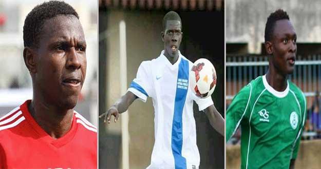 Mercato Ligue pro: trois joueurs font leurs bagages pour l'étranger