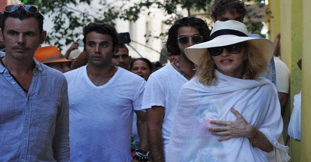 Pour son anniversaire, Madonna danse à La Havane