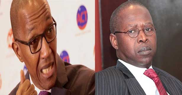 Passe d'armes entre PM : Abdoul MBAYE contredit Mouhammad DIONNE