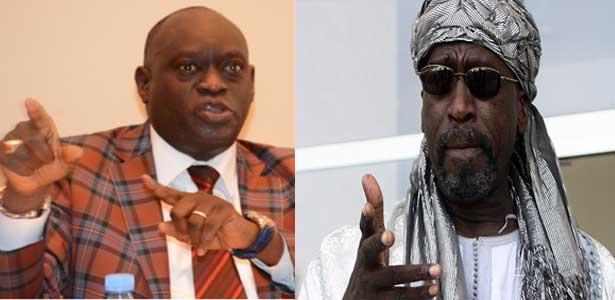 Passe d'armes entre Me El Hadji DIOUF et Abdoulaye Makhtar DIOP : «tu n'es pas Dakarois «