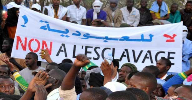 Mauritanie: 13 militants anti-esclavagistes condamnés à de la prison ferme