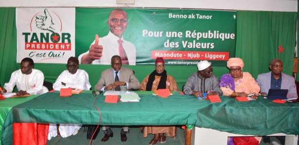 Convergence socialiste : Aba MBAYE élu président