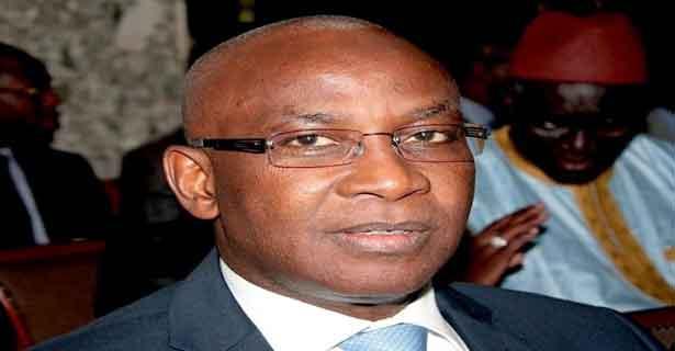 Fête de l'excellence : Serigne Mbaye THIAM évite Khalifa SALL
