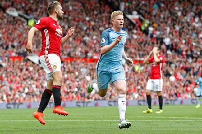 Derby de Manchester : City domine United