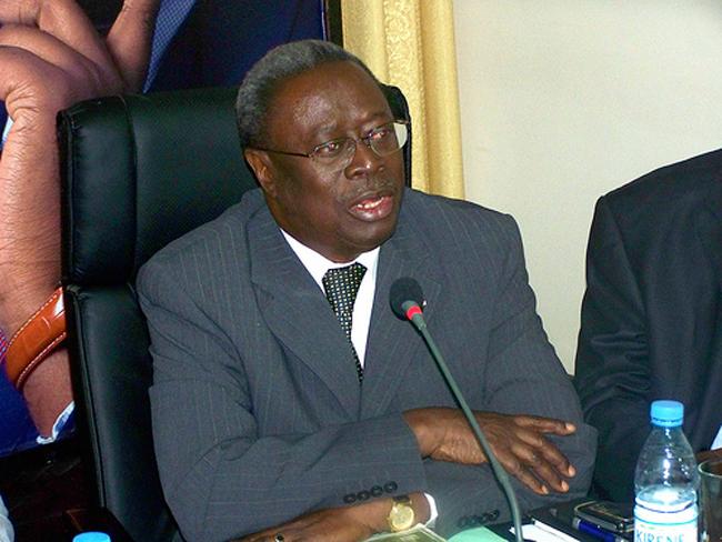 Robert SAGNA : «Je ne vois pas comment…l'opposition peut gagner la majorité »