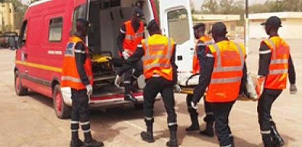 Bignona : au moins trois morts et une soixantaine de blessés dans un accident de bus