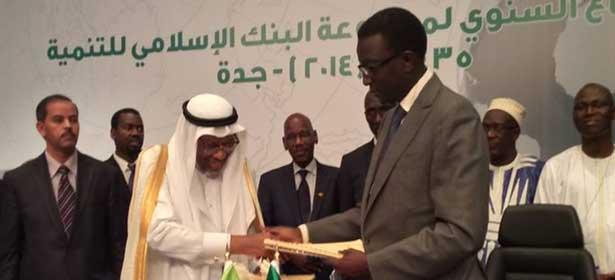 Accords de financement : La Bid prête 211 milliards au Sénégal