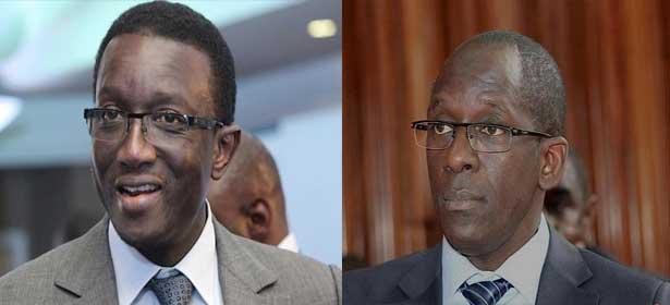 APR Dakar : Macky dégrade DIOUF SARR et place Amadou BA