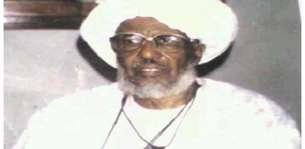 Nécrologie : Le  khalife général des khadres, Cheikh Bounama rappelé à Dieu ce lundi