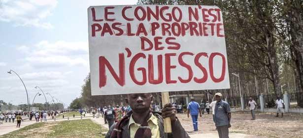 Congo: au moins cent victimes dans la répression entre le référendum et la présidentielle (rapport)