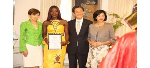 Japon : Coumba GAWLO SECK nommée au conseil de « Ashinaga »