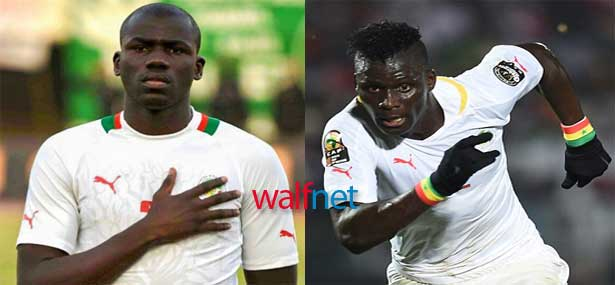 Equipe nationale : le duo Kara-Koulibaly ou l'axe du bien