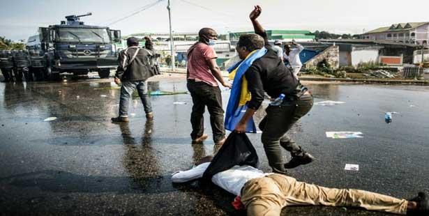 Gabon: cinq morts depuis le début des troubles, un millier d'arrestations