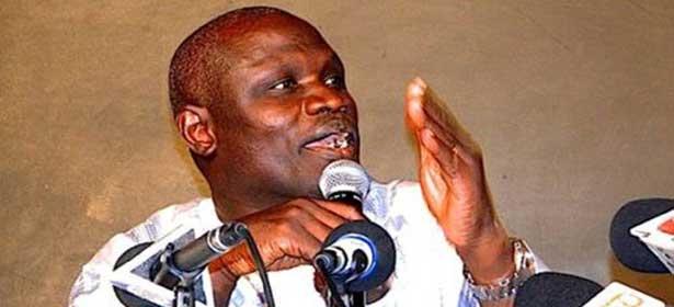 Gaston MBENGUE menace  l'opposition : «Nous ne laisserons personne…la justice est là»