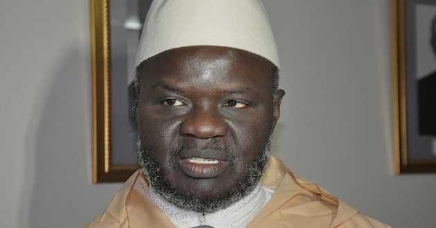 Soutien à Ousmane SONKO : Imam Mbaye NIANG dans le clair-obscur