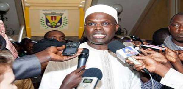 Réaction de Khalifa SALL après la victoire de la coalition « And taxawu Dakar » (vidéo)