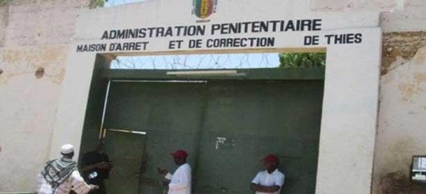 Depuis la MAC de Thiès,  les détenus thiantakoun parlent