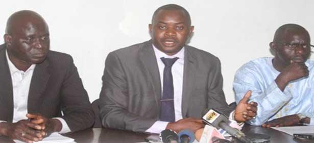 Secrétariat général du SAEMSS : Saourou SENE succède à Mamadou Lamine DAINTE