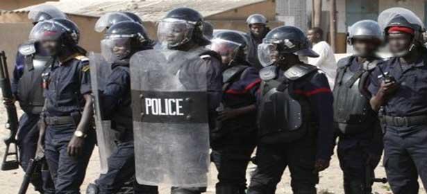 Marche des femmes de Grand Yoff : la police bloque le passage menant à Walfadjri