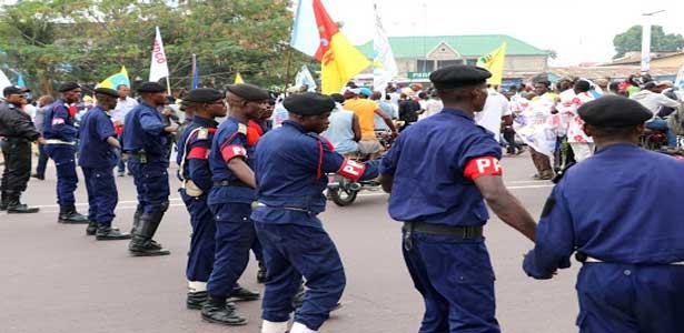 RDC : l'opposition chassée de la rue