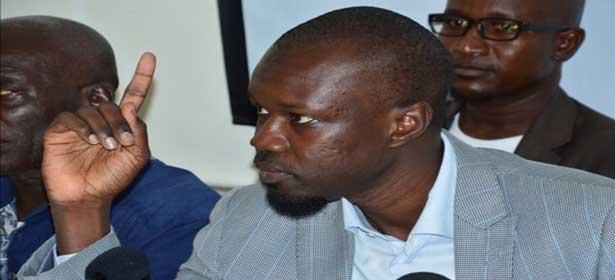 Ousmane SONKO: «Tout ce que le PM a dit, c'est de la poudre aux yeux»